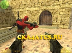 Скачать Counter-Strike 1.6 Deadpool