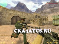 Скачать Counter-Strike 1.6 СССР