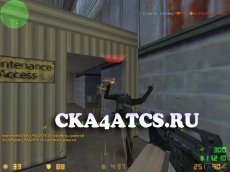 Скачать Counter-Strike 1.6 CSDM Sentry Guns